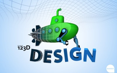 123D Design. El diseño en 3D ya no es cosa de profesionales