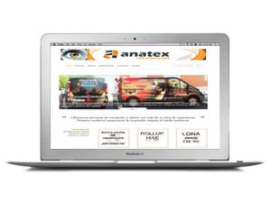 Web Anatex
