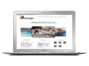 Web Gruposinergia