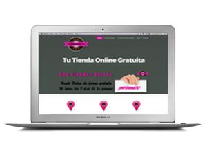 Web tiendasunicas